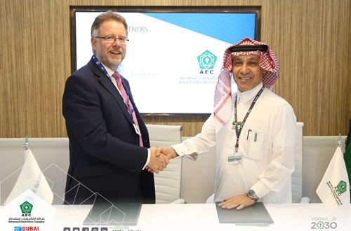 BAE Systems' KSA Industrialisation Drive Continues with GE Aviation and Advanced Electronics Company