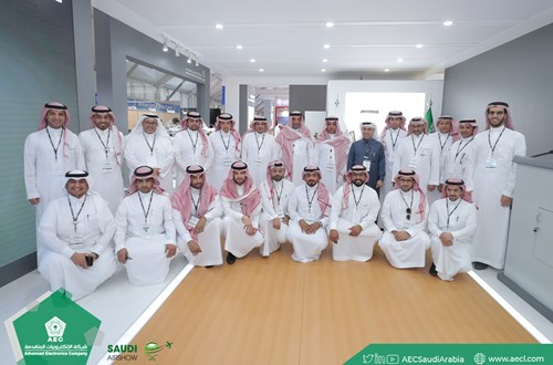 AEC have Participate in the Saudi Airshow 2019