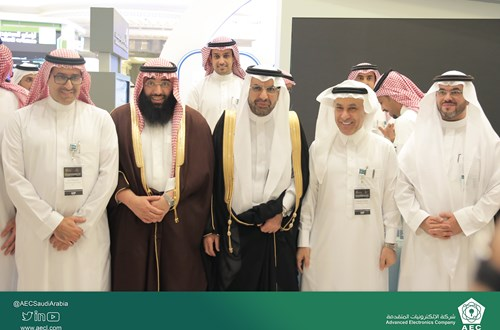 AEC's VIP visits during Saudi Arabia Smart Grid Conference